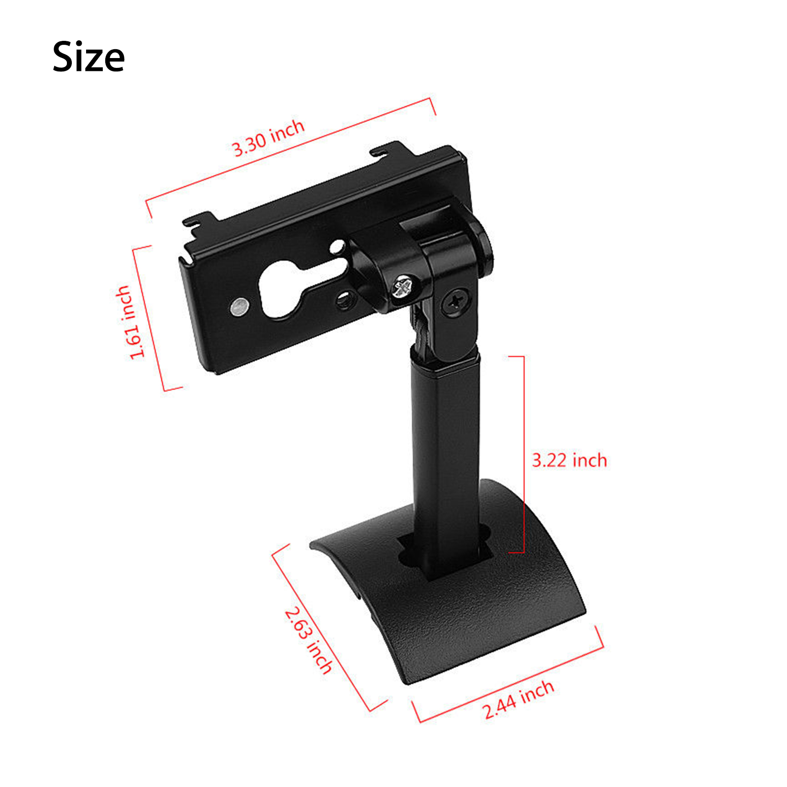 UB20-SERIES-2-II-Wall-Ceiling-Bracket-Mount-fits-for-Bose-all-Lifestyle-CineMate thumbnail 7