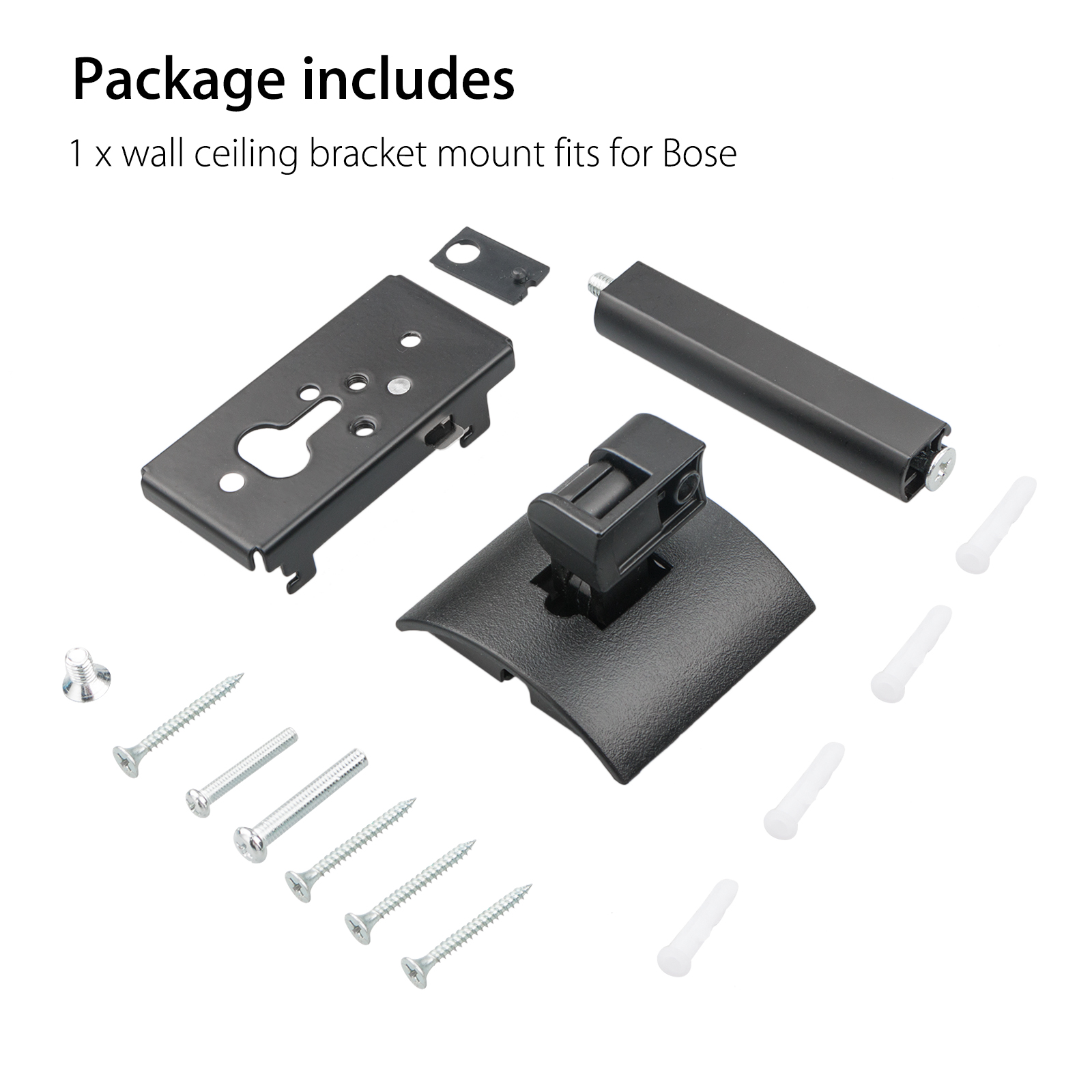 UB20-SERIES-2-II-Wall-Ceiling-Bracket-Mount-fits-for-Bose-all-Lifestyle-CineMate thumbnail 9